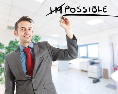 pour réussir dans la vie, il faut provoquer les circonstances de la réussite