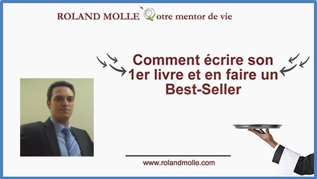 acf6616e318 Comment écrire votre 1er livre et en faire un Best-Seller