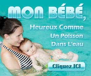 bebe nageur apprendre à votre bébé ou enfant à nager