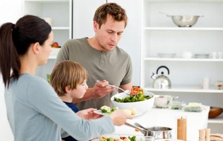 mangez sain pour vivre mieux