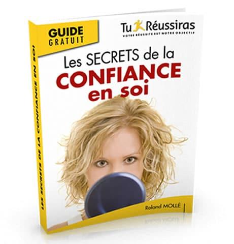 les secrets de la confiance en soi