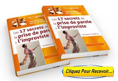 17 secrets pour Apprendre à parler avec aisance.