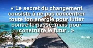 Booster votre vie pour transformer votre vie