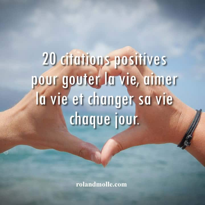 Citation Vie Positive Forumhulp