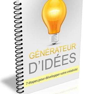Générateur d'idées plus de Créativité