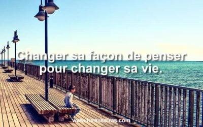 Apprenez à penser autrement et à changer de point de vue.